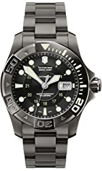 Victorinox Swiss Army Men's 241356 Dive Master 500 Mecha Automatic Watch from Victorinox Swiss Army