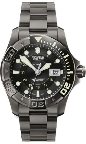 Victorinox Swiss Army Men&#8217;s 241356 Dive Master 500 Mecha Automatic Watch