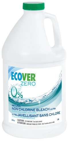 ecover naturally derived non chlorine color safe bleach zero fragrance free 64 ounce pack of. Black Bedroom Furniture Sets. Home Design Ideas