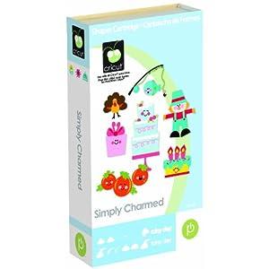 Cricut Cartridge Simply Charmed