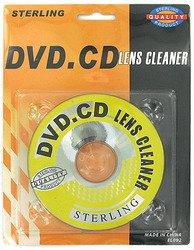 DVD & CD Lens Cleaner ( Case of 108 )