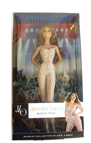 Barbie-Collector-Jennifer-Lpez-World-Tour-Mattel-Y3357
