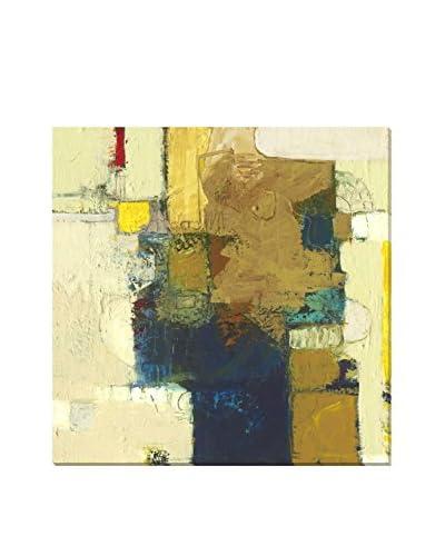 Seeking Exile I Artwork on Canvas