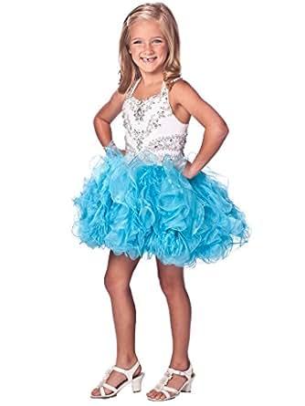 Amazon JiTu Little Girl s Crystal Toddlers Infant