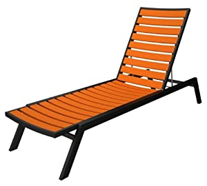 "Amazon.com: 78.25"" Recycled Earth-Friendly Chaise Lounge Chair"