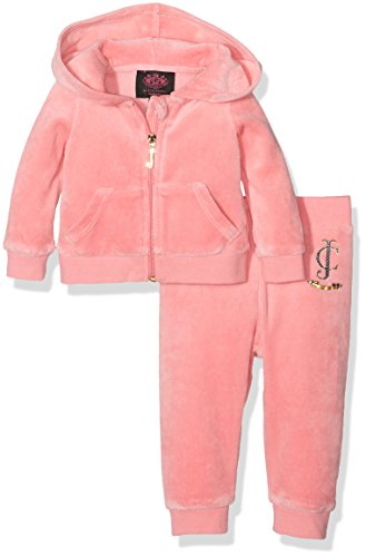 juicy-couture-baby-girls-0-24m-logo-vlr-floral-crest-track-set-tracksuit-pink-guava-9-12-months