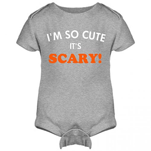 So Cute It's Scary Halloween Baby: Infant Rabbit Skins Lap Shoulder Creeper