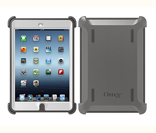 OtterBox Defender Series for iPad mini with Retina Display - White/Grey