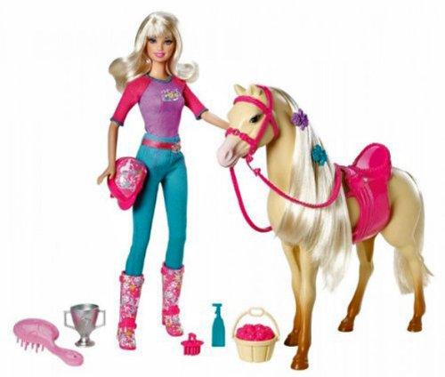 mattel v barbieher horse