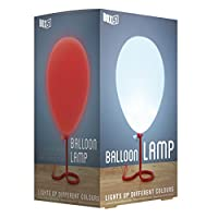 Paladone PP3051 Balloon Lamp, Metal, Multi-Colour by Paladone