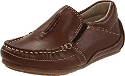 Kid Express Colton,Dark Brown Leather,26 EU (9.5 M US Toddler)