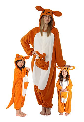 Kangaroo Kigurumi (All Ages Costume)