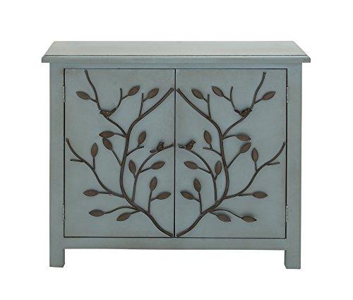 Deco 79 60135 Wood Metal Cabinet, 36