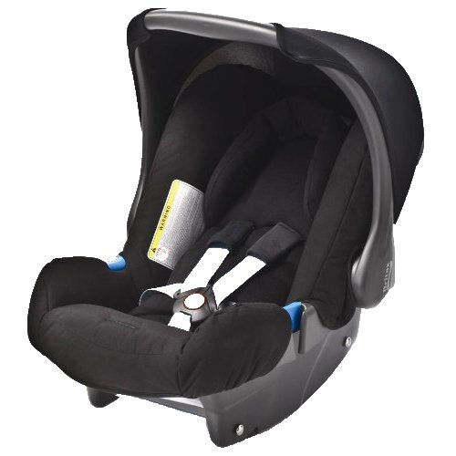 Britax Baby-Safe Infant Carrier (Simply Black)