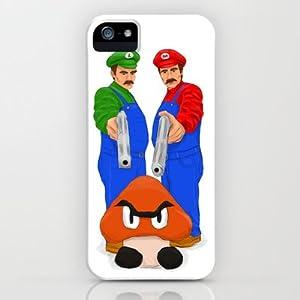 Society6/ソサエティシックス iphone5 ケース スーパーマリオ  Super_Bundock_Bros