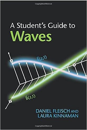 A Student's Guide to Waves written by Daniel Fleisch