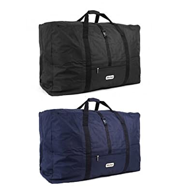 "Extra Large 36"" Holdall Suitcase Duffle Camping Storage Sports Bag Lightweight Holdall 234L"