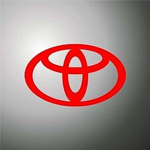 Adesivo PRESPAZIATO Toyota auto rally formula 1 sticker   recensione