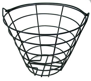 Green Wire Basket Large Use to Make Gift Basket Nice