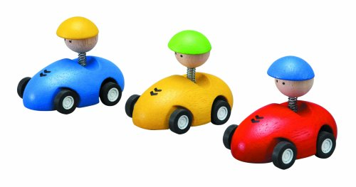 Plan Toys Activity Series Racing Car