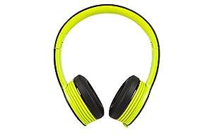 Monster iSport Freedom Wireless Bluetooth On-Ear Headphones (Green)