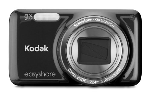 Kodak EasyShare M583 14 MP Digital Camera with 8x Optical Zoom and 3-Inch LCD - Black