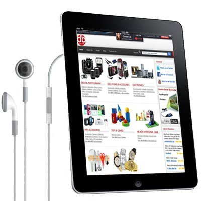 Apple Iphone Headset Stereo With Micro And Volume
