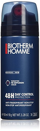 Biotherm Homme Day Control Spray Anti Traspirante, Uomo, 150 ml