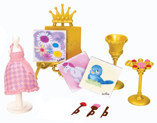 Disney Sofia The First Royal Art Class Playset