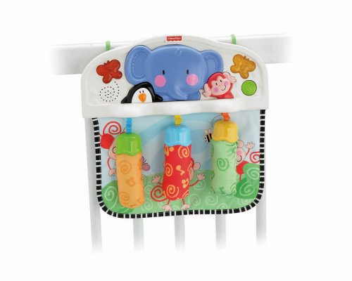 Fisher-Price Discover n' Grow Kick 'n Play Crib Chimes (Discontinued by Manufacturer) - 1