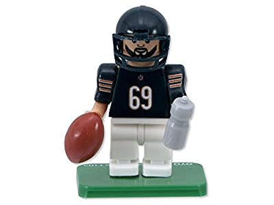 Chicago Bears Jared Allen Collectible Mini Figure