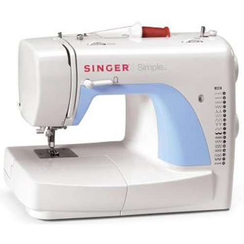 Singer 3116.RF Simple 18-Stitch Mechanical Sewing Machine