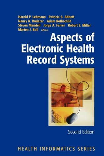 Aspects of Electronic Health Record Systems (Health Informatics)