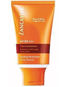 LANCASTER AFTER SUN tan maximizer soothing moisturizing 125ml