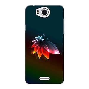 INKIF Abstarct Design Designer Case Printed Mobile Back Cover for InFocus M530 (Multicolor)