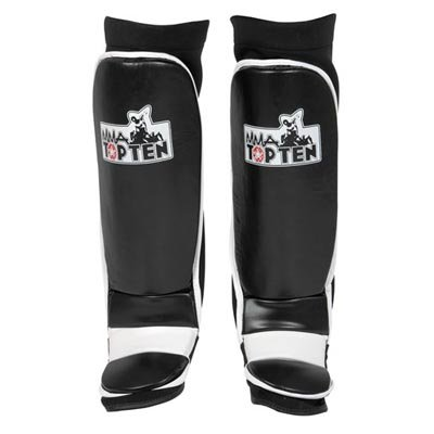 Top Ten MMA Neoprene Shin/Instep Guard Medium