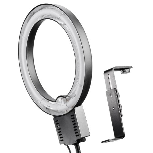 Walimex 40W Macro Ring Light with Bracket Mount for Camera
