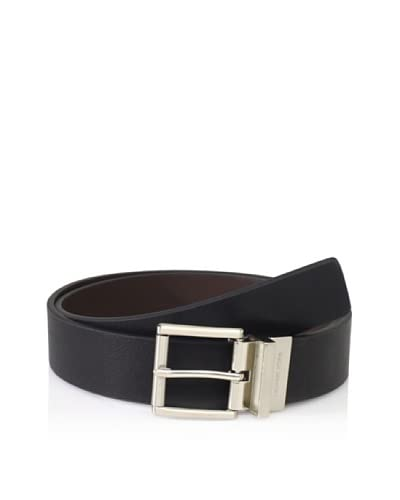 Michael Kors Men's Reversible Belt  [Black/brown]