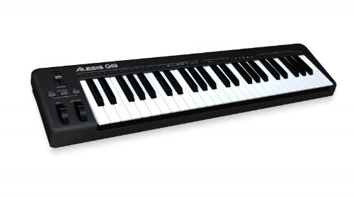 Alesis Q49 Midi keyboard
