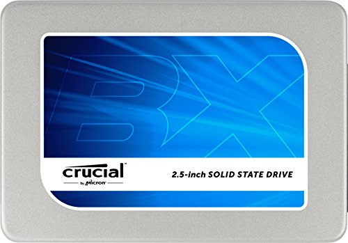 Crucial BX200 240GB SATA 2.5 Inch Internal Solid State Drive – CT240BX200SSD1