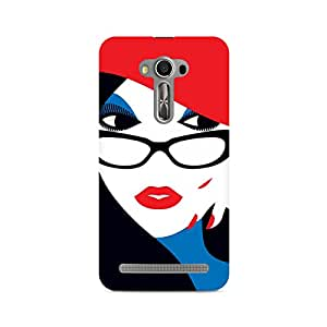 Mobicture Cute Chick Premium Printed Case For Asus Zenfone Selfie