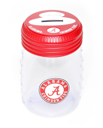 Summit Collegiate Money Jar - University Of Alabama - 1