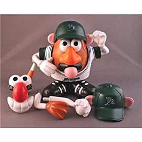 Tampa Bay Devil Rays Mr. Potato Head Sports Spud