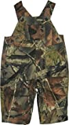 Trail Crest Baby Camo Hunting Overalls