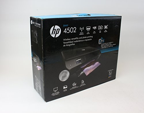 HP Envy 4502 e-All-in-One Wireless ePrint Mobile Print Copy Scan Photo Wifi