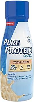 Pure Protein Reformulated Shake, Vanilla Cream