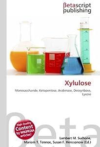 Xylulose: Monosaccharide, Ketopentose, Arabinose ...