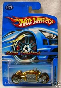 buy hot wheels dodge tomahawk motorcycle gold   series    prices  india