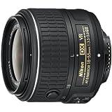 Nikon 18-55mm f/3.5-5.6G VR II Auto Focus-S DX NIKKOR Zoom Lens