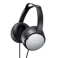 Sony MDR-XD150 On-Ear Headphones (Black)